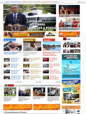 Site Notícias 001