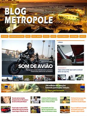 Blog Metropole