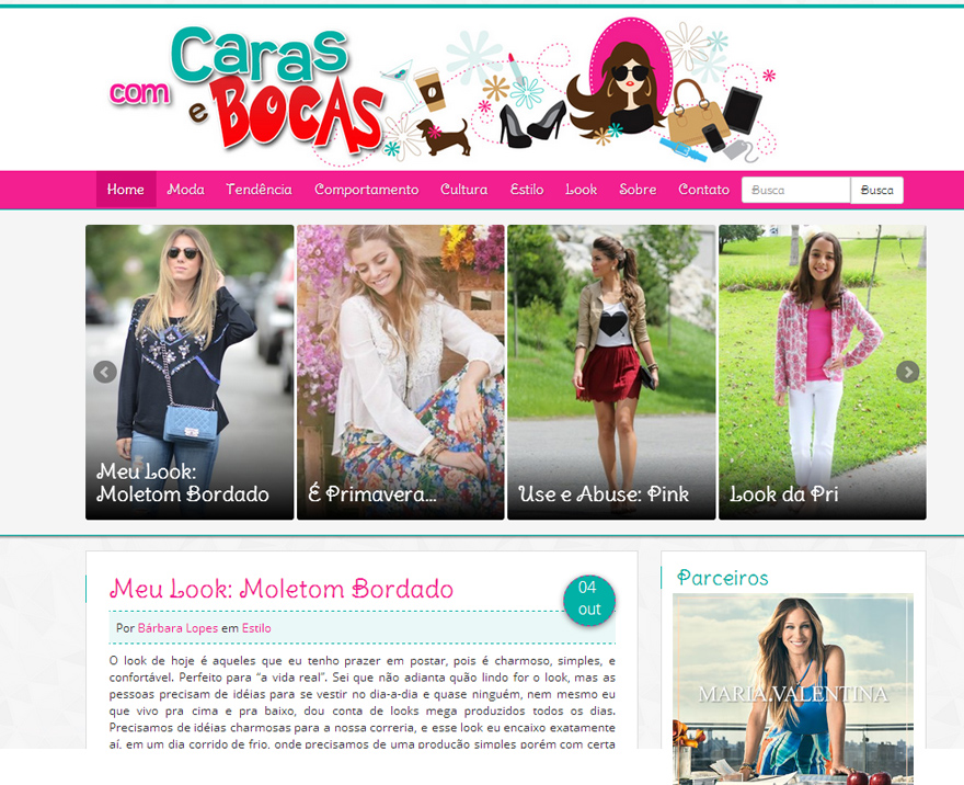 Blog Feminino 006