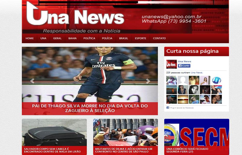 Una News