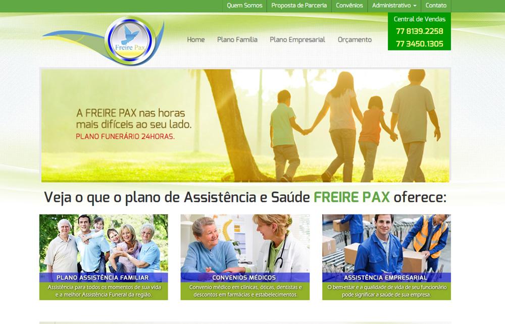 Freire Pax – Planos de Saúde e Funeraria