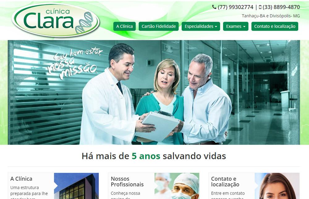 Clínica Clara – Minas Gerais