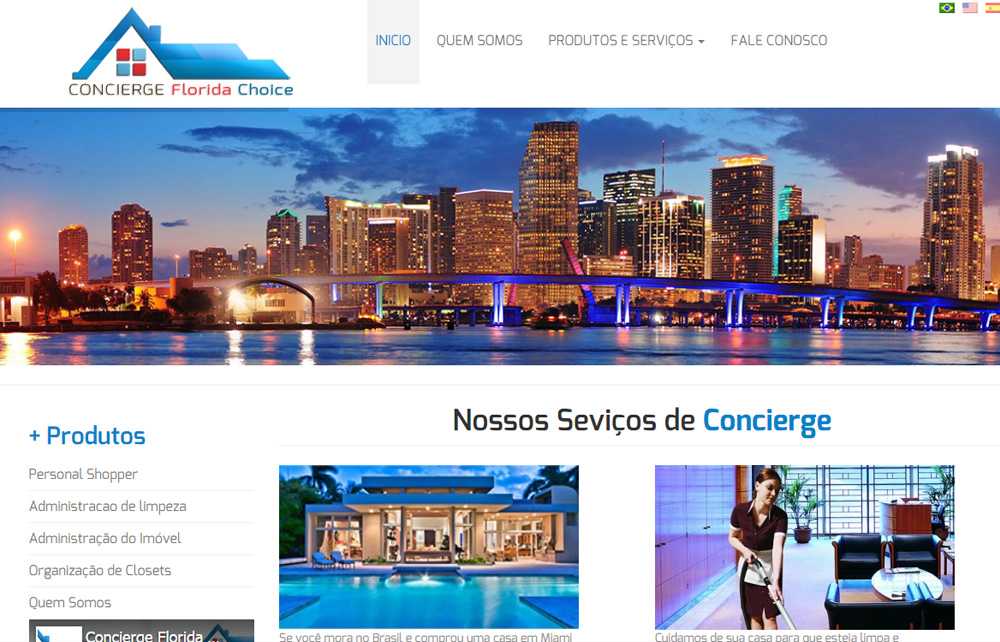 Concierge Florida Choice – Miami EUA