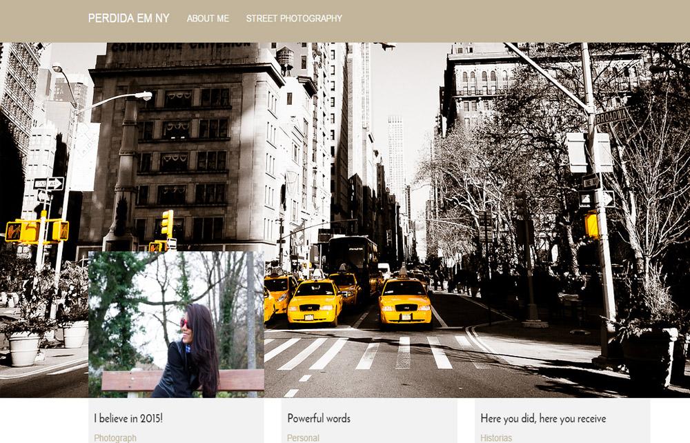 Perdida em Nova York – EUA