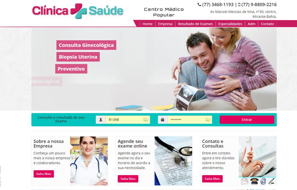 Clinica Mais Saúde