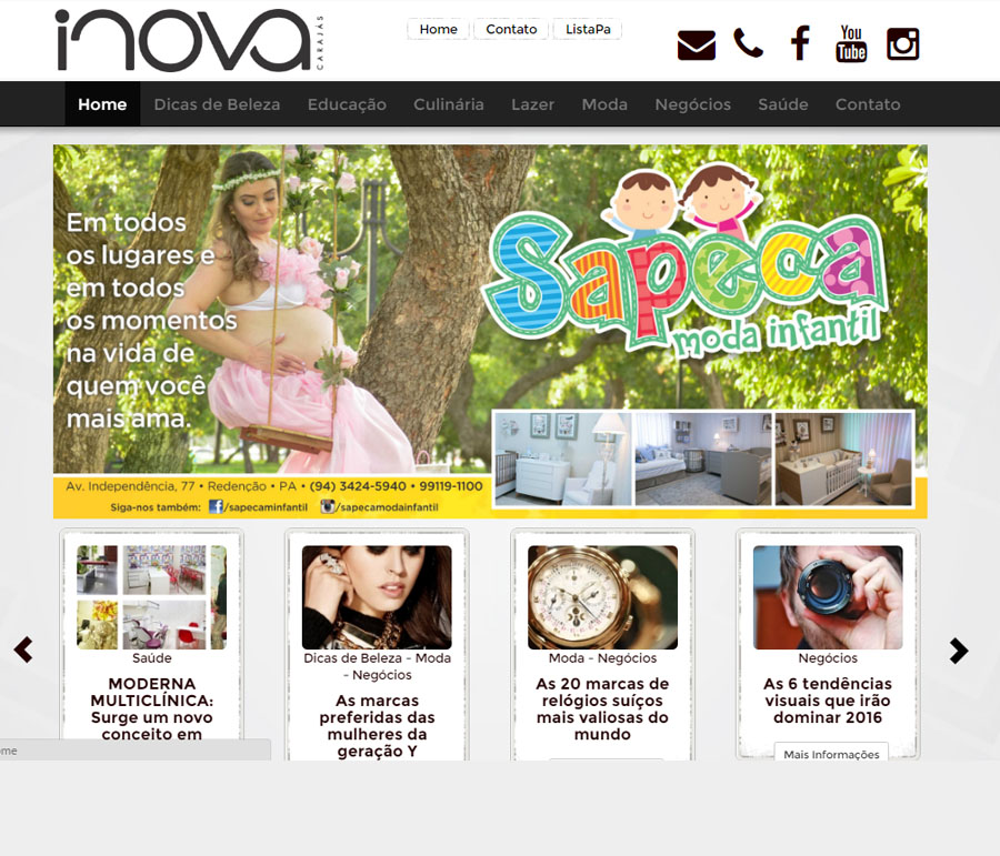 Blog Feminino Inova Carajás – PA