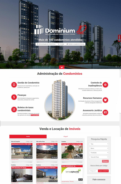 Dominium – Administradora Condomínios