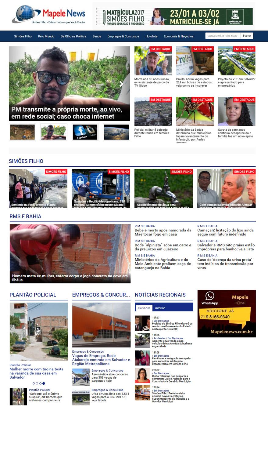 mapele news