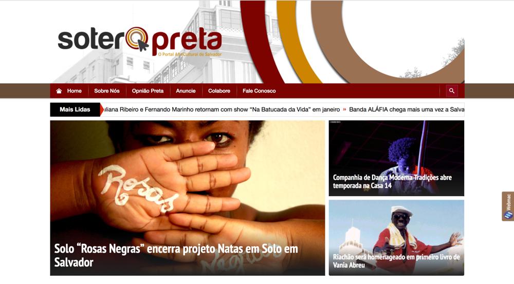 Portal Sotero Preta – Salvador